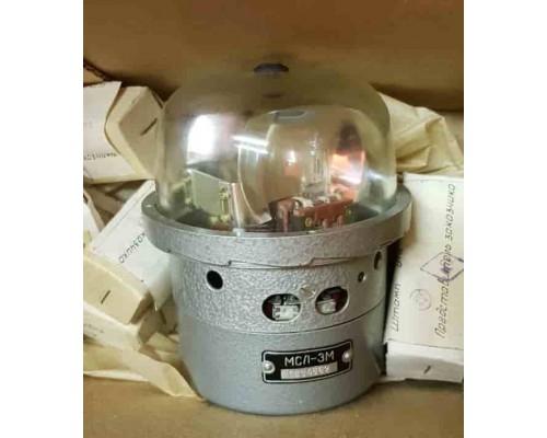 Маяк сигнальный ламповый МСЛ-3М