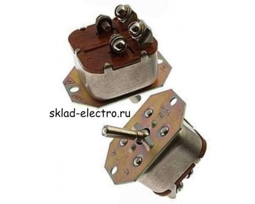 Выключатель  2В-45, 20А, 27в (выключ. 2 полюсный)