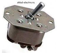 Выключатель  2ВН-45, 20А, 27в (выключ. 2 пол.нажимной)
