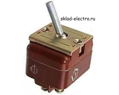 Переключатель 3ВГ-15К-2С