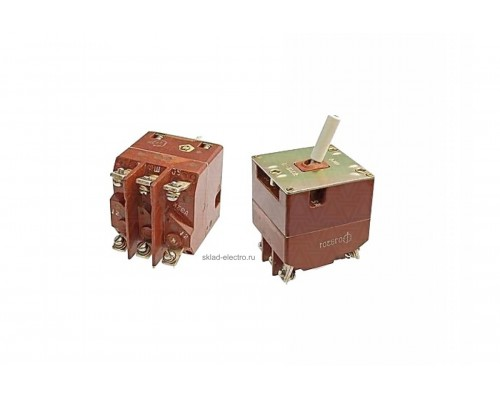 Автомат защиты АЗ3-10 (3-х фазн.пылевлагозащ.)