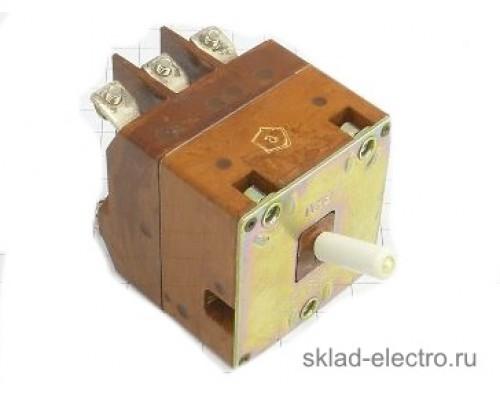 Автомат защиты АЗ3-15 (3-х фазн.пылевлагозащ.)