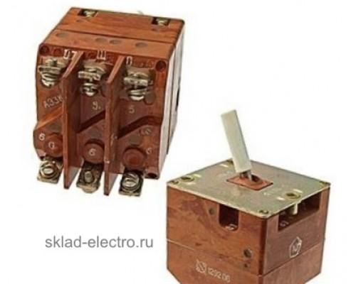 Автомат защиты АЗ3К-7,5 (3-х фазн.пылевлагозащ.)