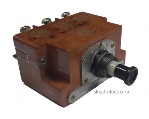 Автомат защиты АЗК3-15 (3-х фазн.)