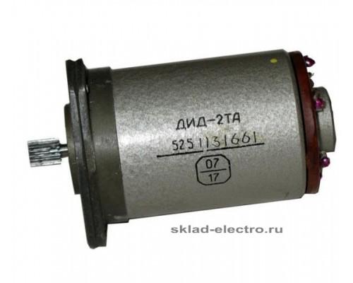 Двигатель ДИД-2ТА