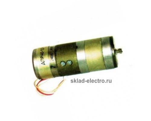 Двигатель ДПР-40-1,5-153