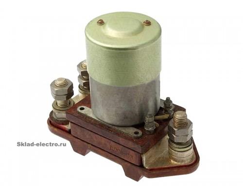 Контактор КП-600Д 2-я серия