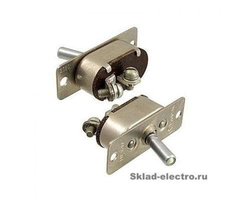 Выключатель  ВН-45М, 35А, 27в (выкл. 1 пол. нажимной)