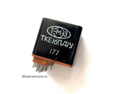 Контактор ТКЕ-16ПД1У