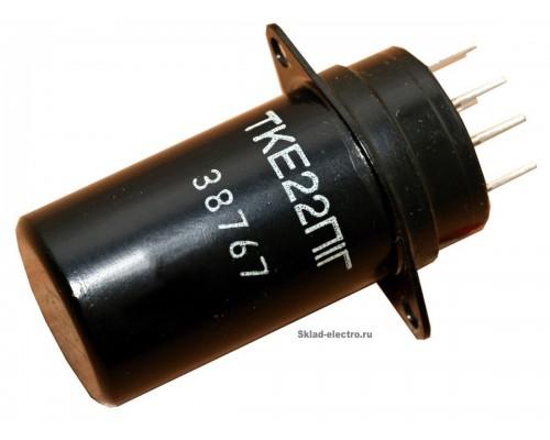 Контактор ТКЕ-22П1Г