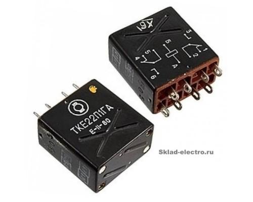 Контактор ТКЕ-22П1ГА