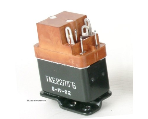 Контактор ТКЕ-22П1ГБ