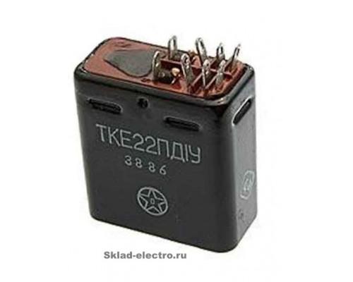 Контактор ТКЕ-22ПД1У