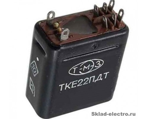 Контактор ТКЕ-22ПДТ