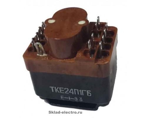 Контактор ТКЕ-24П1ГБ 90г. / 2012г.