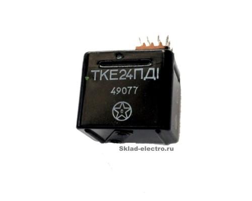 Контактор ТКЕ-24ПД1