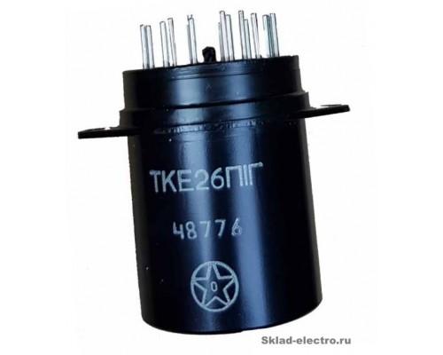 Контактор ТКЕ-26П1Г