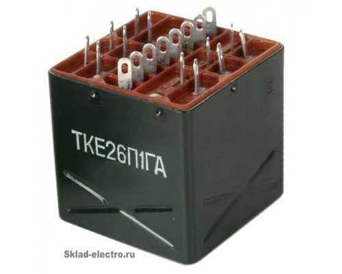 Контактор ТКЕ-26П1ГА 91г. / 2008г.