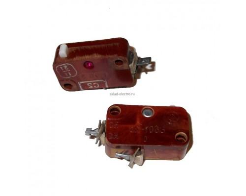 Микровыключатель В-601- сер.2