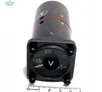 Вольтметр ВФ 0,4-45 «К» (Витебск) под красный свет.